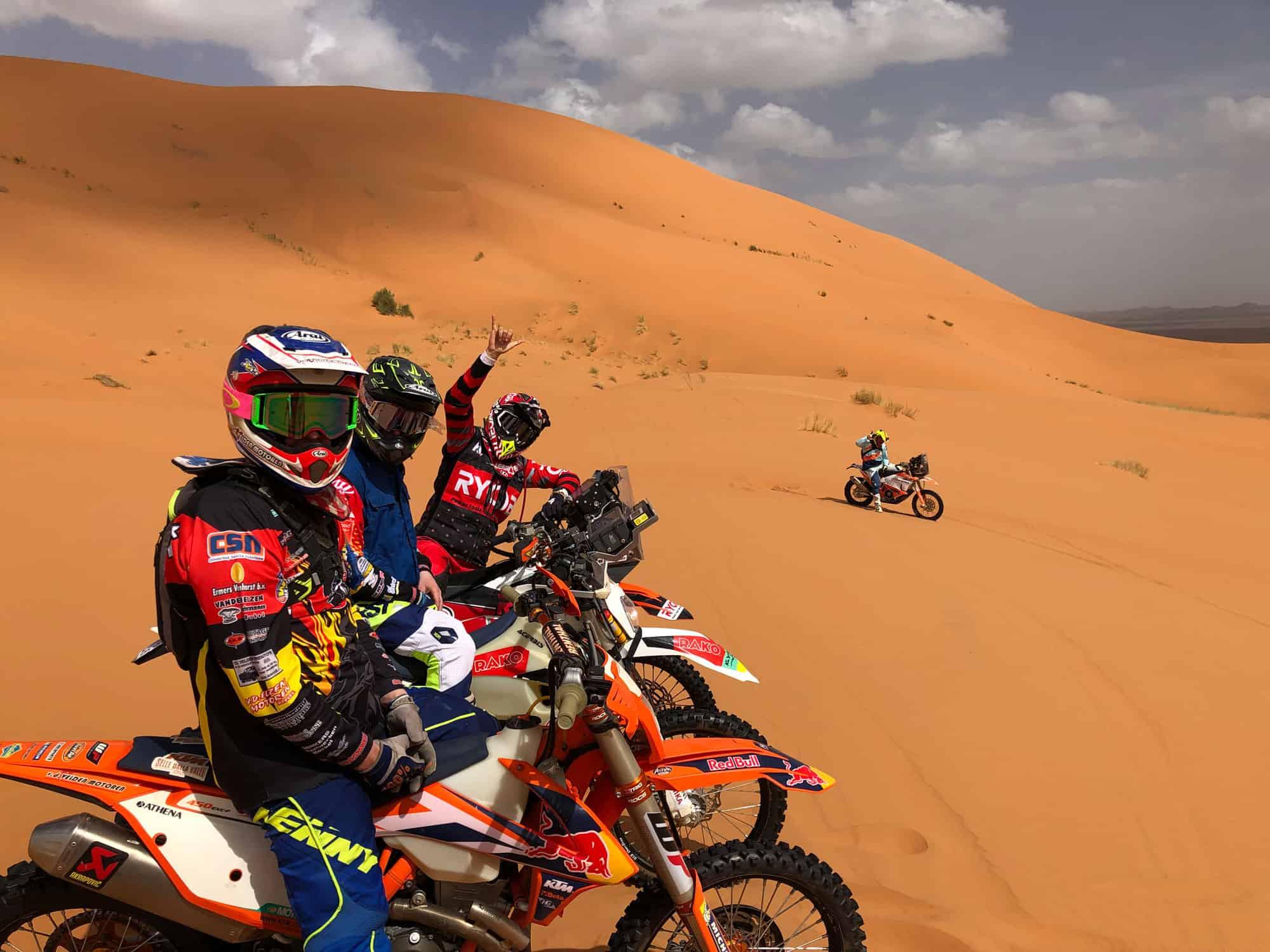 Sharp Dakar 2020