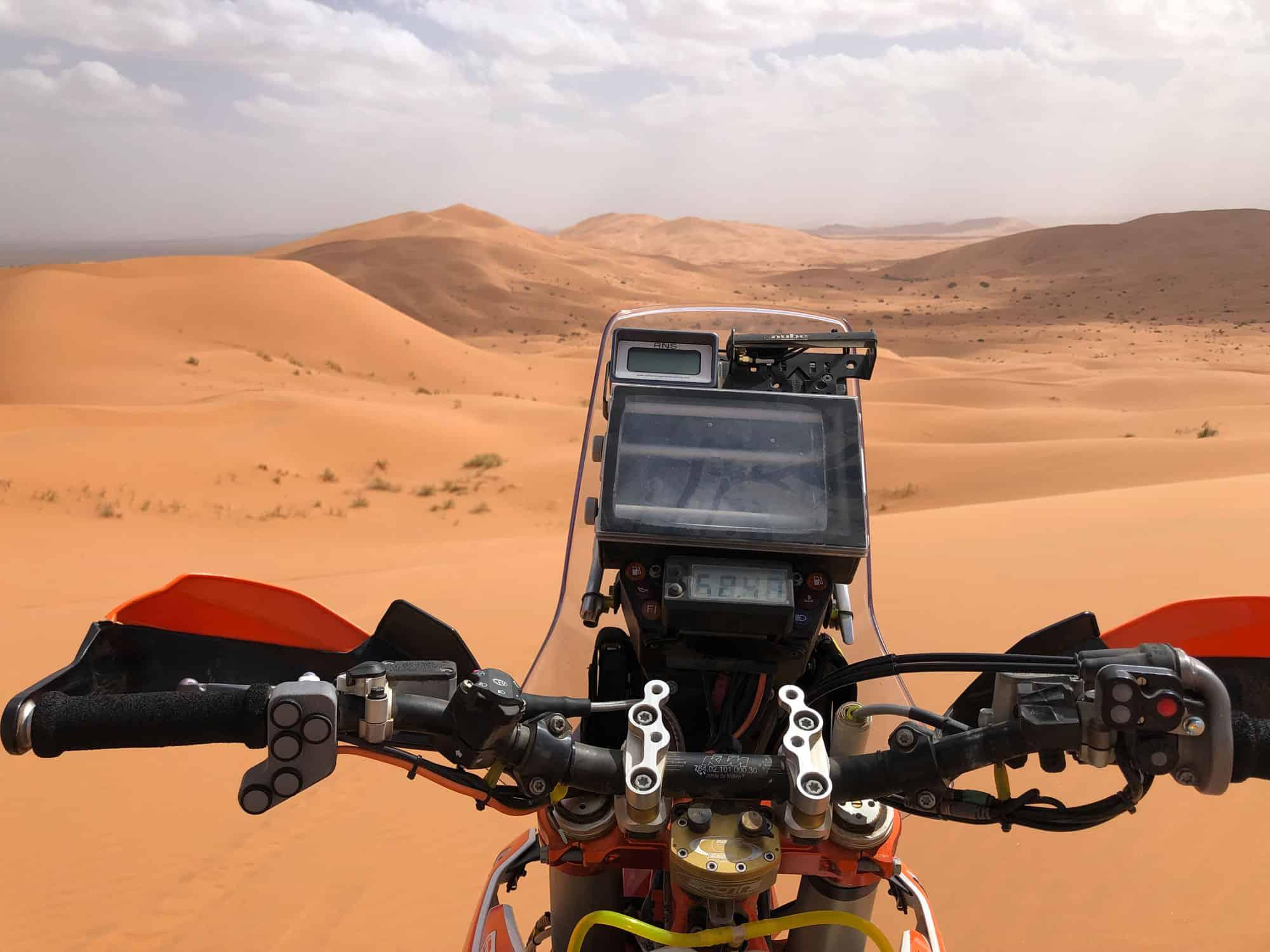 Navigating The Dakar