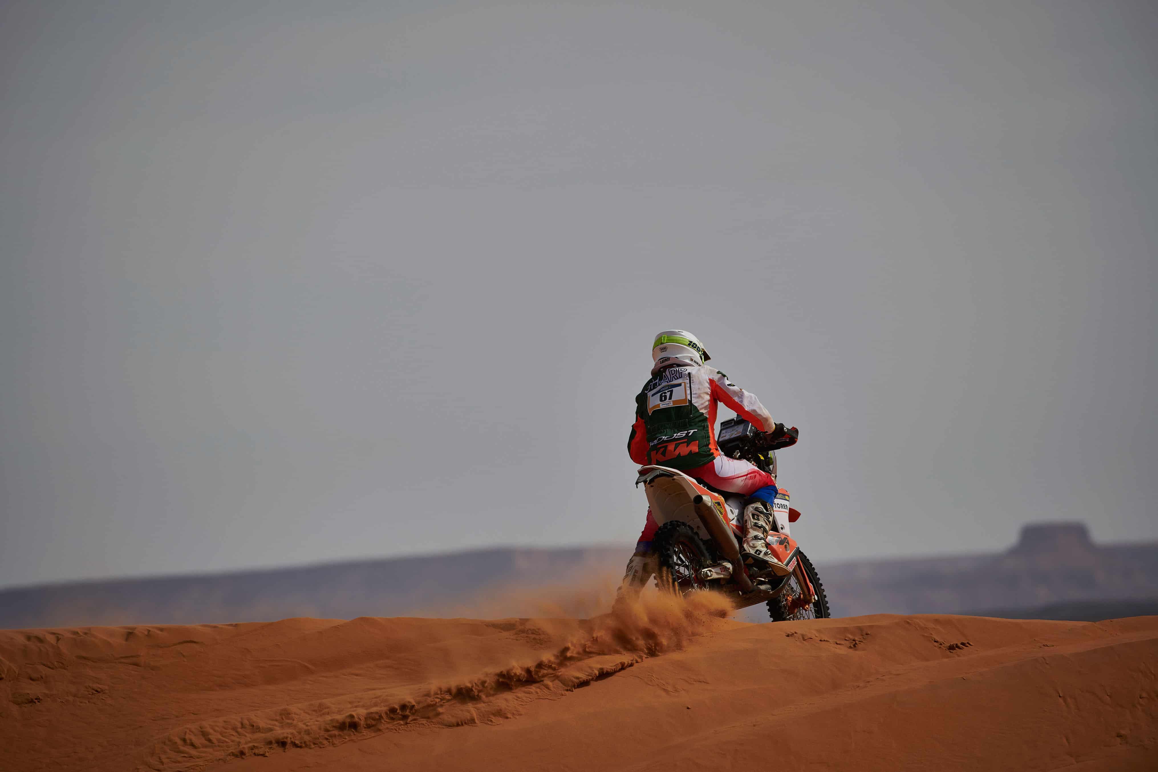 Dakar Rally 2020 Zimbabwean
