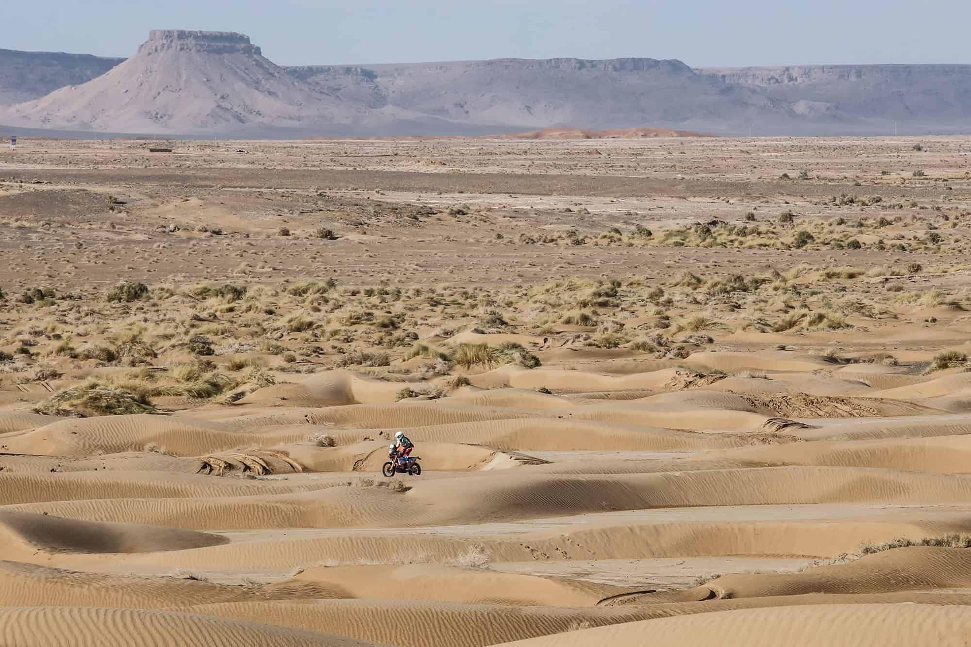 Dakar Rally Contenders