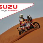 Isuzu Autoworld Sponsorship