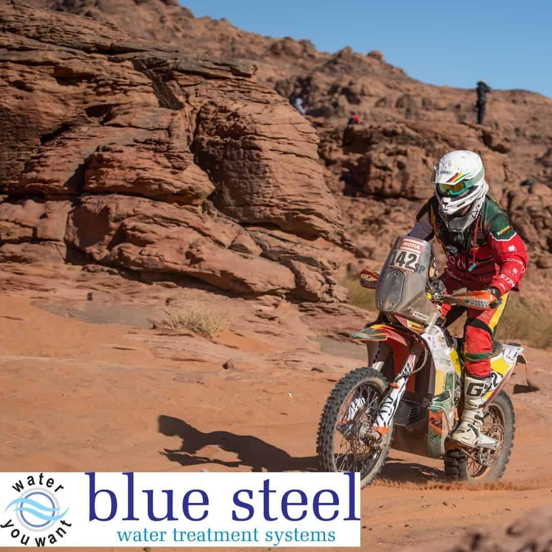 Blue Steel sponsorship