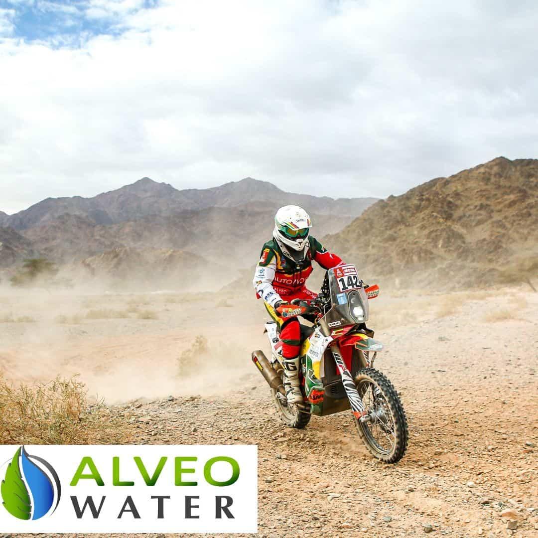 Alveo water sponsorship